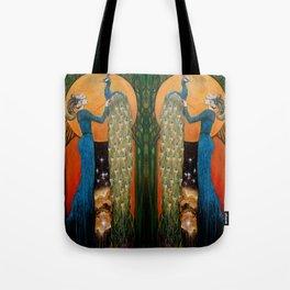 Origin of Inspiration Tote Bag