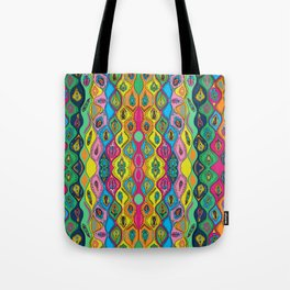 Up to Muff Tote Bag