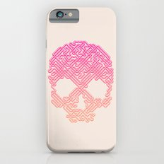 Labyrinthine Skull - Tropical Slim Case iPhone 6s