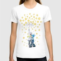 dmmd T-shirts featuring DMMd :: The stars are falling by Magnta