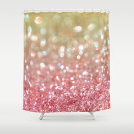 Champagne Tango Shower Curtain