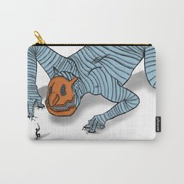 Fear Nothing Carry-All Pouch