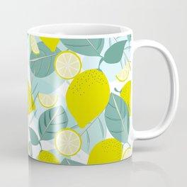 Lemons and Slices Coffee Mug