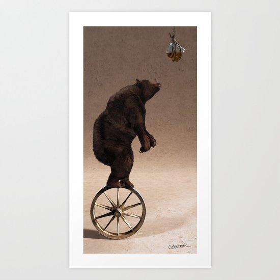 Equilibrium IV Art Print