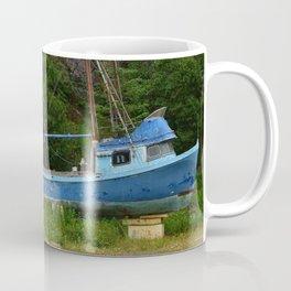 Stranded in Seldovia Coffee Mug