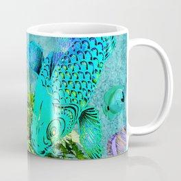 KOI POND ADVENTURE Coffee Mug