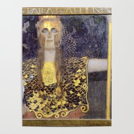 Pallas Athena Poster