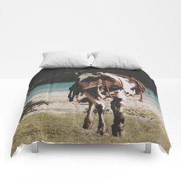 Boss cow  Comforters