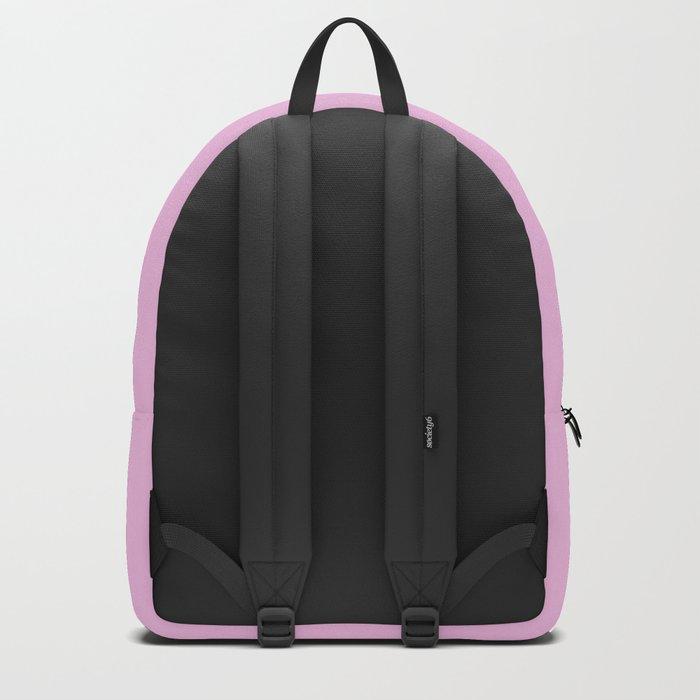 Pink Aloe Tiki Backpack