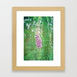 wiʟd Framed Art Print