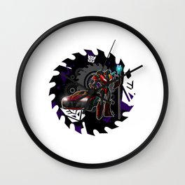 Transformers He's A KnockOut! Wall Clock
