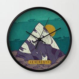 Everest Wall Clock