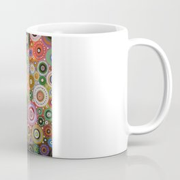 Abstract Art Landscape Original Painting ... Tree of Wishes Coffee Mug