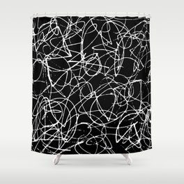 Pollock is my fave Shower Curtain