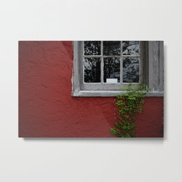 Overgrowth Metal Print