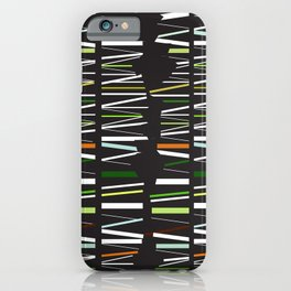 Linear iPhone Case