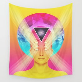 visions Wall Tapestry