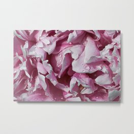 pink petals #society6 #decor #buyart Metal Print