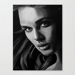 Elizabeth Swann Canvas Print