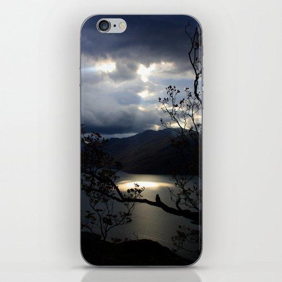 Nature's Spotlight iPhone Skin