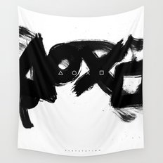 Play, Station Wall Tapestry