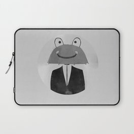 happy man Laptop Sleeve