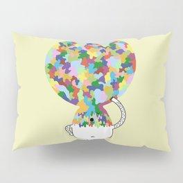 Dripping Pillow Sham