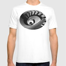 Guardian White MEDIUM Mens Fitted Tee