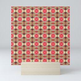 Damnation OG Pattern Mini Art Print