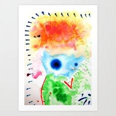 Thursday Art Print