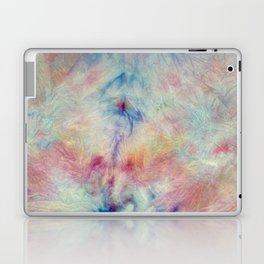Tye Dye Kaleidoscope Sunset Laptop & iPad Skin
