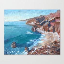 Big Sur No.1 Canvas Print