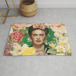 Frida Kahlo IV Rug
