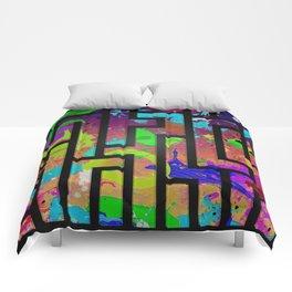 Where Wear Comforters