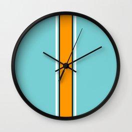 Classic Racing Design Wall Clock