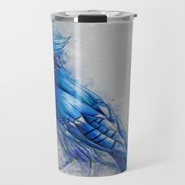 Blue Jay Travel Mug