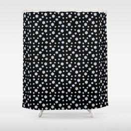 Star of David 30- Jerusalem -יְרוּשָׁלַיִם,israel,hebrew,judaism,jew,david,magen david Shower Curtain