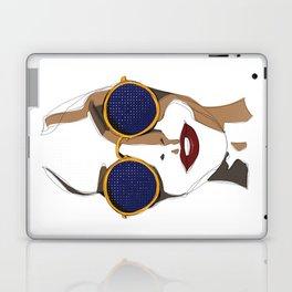 View of Fashion Laptop & iPad Skin