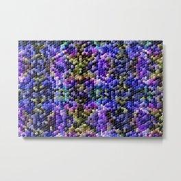 Mosaic by tortoises ... Metal Print