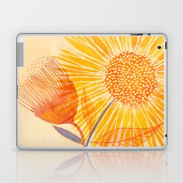 Tuesday Afternoon Sunflowers Laptop & iPad Skin