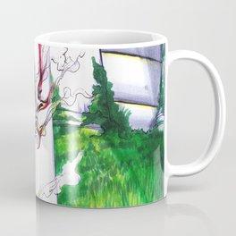 Catching Fire - HG  Coffee Mug