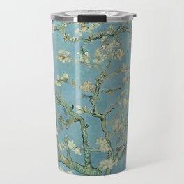 Almond Blossoms Travel Mug