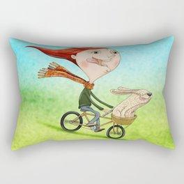 Bicicleta Rectangular Pillow