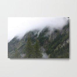 alps tirol Metal Print