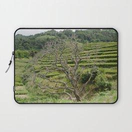 L'arbre et le thé Laptop Sleeve