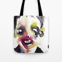 Project Facade Tote Bag