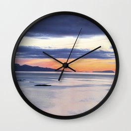 In consideration of Monticelli Wall Clock
