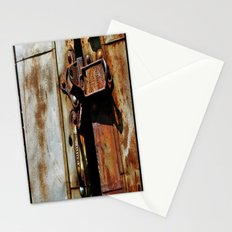 Rust and Rubble Stationery Cards