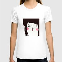 geisha T-shirts featuring Geisha by Alfonnew Shop