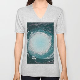 Throat of the World Unisex V-Neck